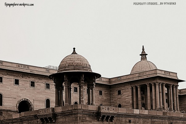 Discover my way to Rashtrapati Bhawan-Pity!! why this place was not on my bucket list
