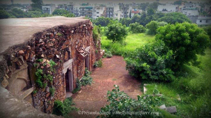 Heritage Walk_Bijay mandal Begumpur11