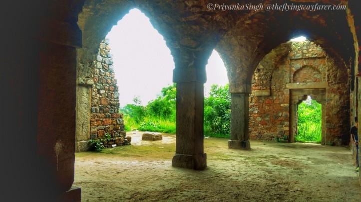 Heritage Walk_Bijay mandal Begumpur7