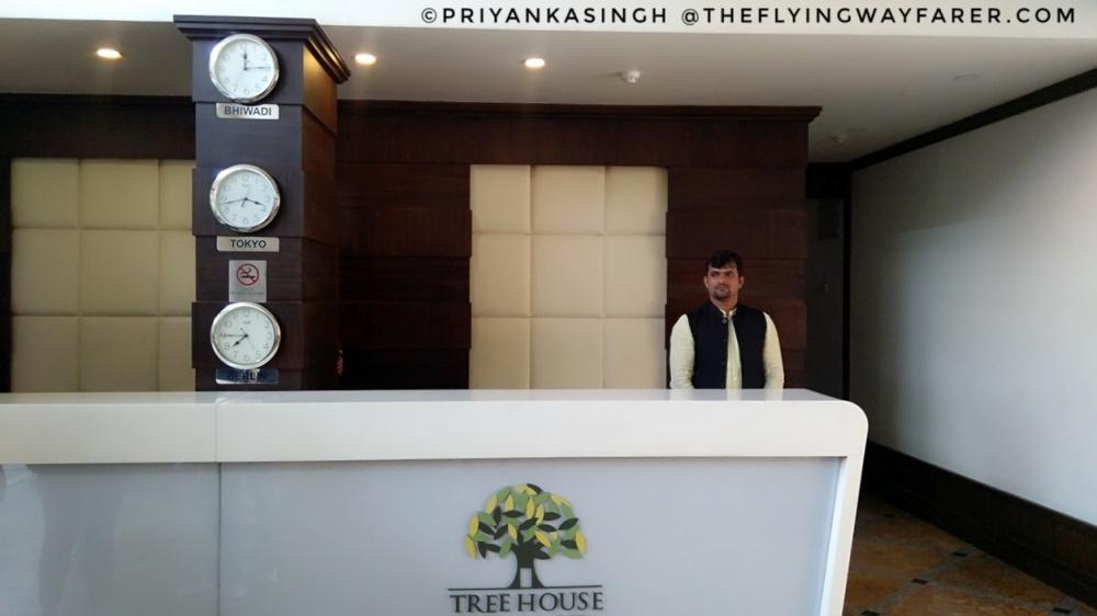 Treehouse Bhiwadi-Artotel11