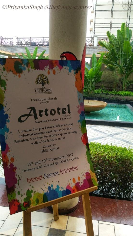 Treehouse Bhiwadi-Artotel18